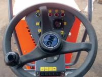 Приборная панель тротуарного катка DM-02-VD