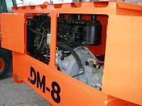 Двигатель грунтового прицепного катка DM08