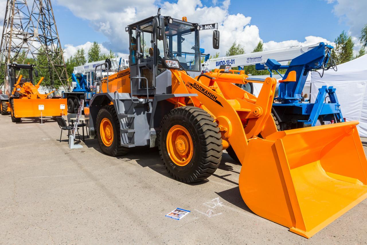 Завод Дорожных машин принял участие в выставке «СпецстройЭкспо-2016»