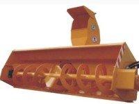 Снегоочиститель фрезероторный для погрузчика фронтального DM-30